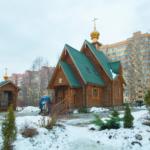 Санкт-Петербург|Церковь иконы Божией Матери